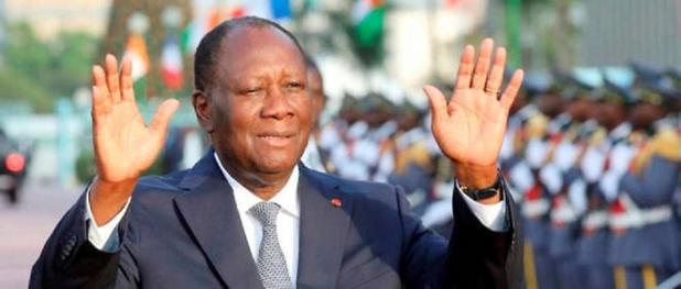 Alassane Dramane Ouattara, ancien président