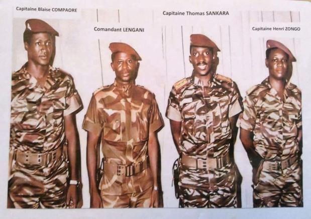 De l'assassinat de Thomas Sankara à l'exécution sommaire de J-B Lengani et Henri Zongo, une histoire tragique des « têtes brûlées » du Burkina Faso