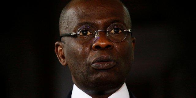 Le procureur Adou Richard. Credit photo Jeune Afrique