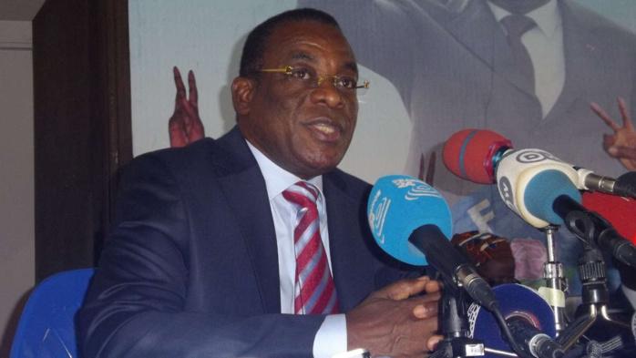 Affi N'Guessan, Président du FPI