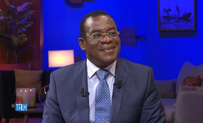 Credit photo Abidjan4all - Affi N'Guessan invité de TALK sur de Life TV ce mercredi 20 mai 2021 - Credit photo Abidjan4all