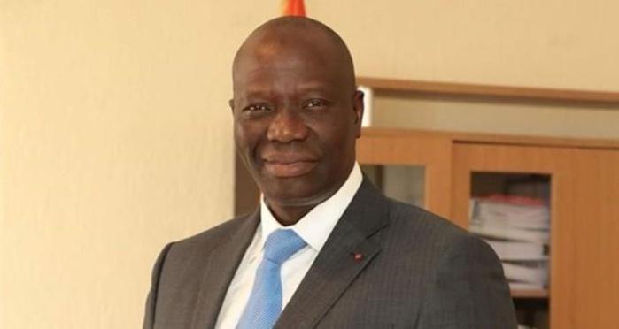 L'ex ministre de l'économie numérique, Mamadou Sanogo, président du conseil régional du Bafing