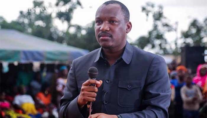 Toure Mamadou, ministre de la promotion de la jeunesse, de l'insertion professionnelle et du service civique, porte-parole adjoint du RHDP