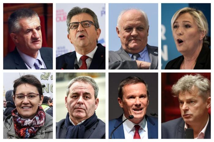 Présidentielle 2022 : quels candidats se sont déjà déclarés ? Credit photo  France Inter