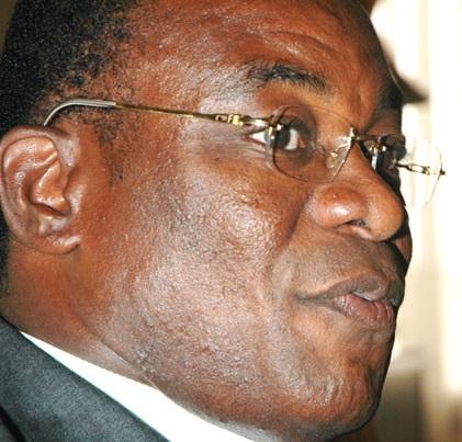 Affi N'Guessan, président du Front Populaire Ivoirien