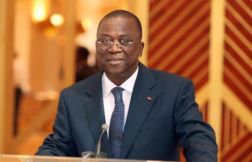Président du Sénat, Jeannot Ahoussou Kouadio