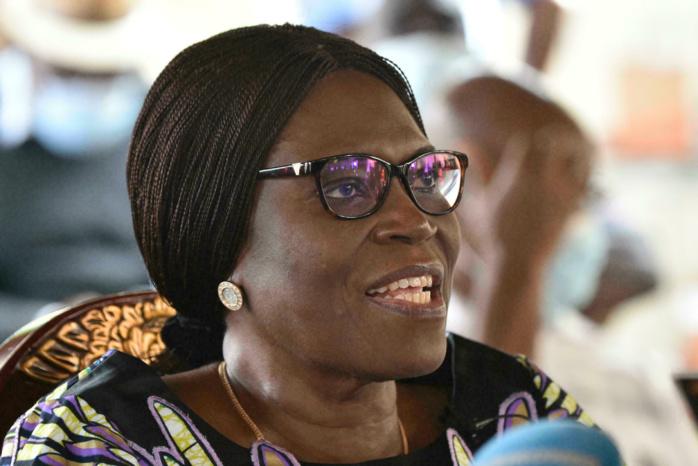 Simone Ehivet Gbagbo, ex première dame de Côte d'Ivoire