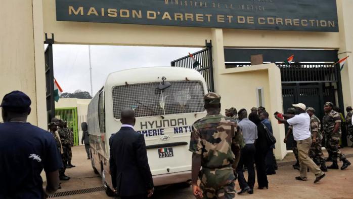 maison d'arrêt et de correction d'Abidjan ( MACA )