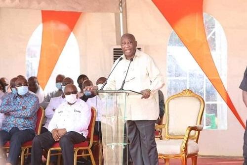 Côte d'Ivoire/ Visite des Wê à Laurent Gbagbo à Mama : l'intégralité de l'intervention du Président Laurent Gbagbo, Credit photo AbidjanTV.net