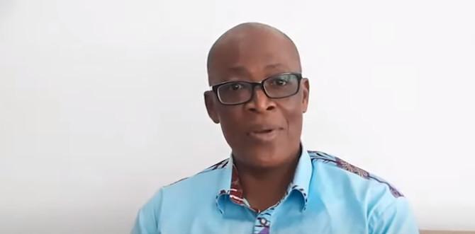 Mamadou Traoré, (membre du GPS) l'un des proches de Guillaume Soro