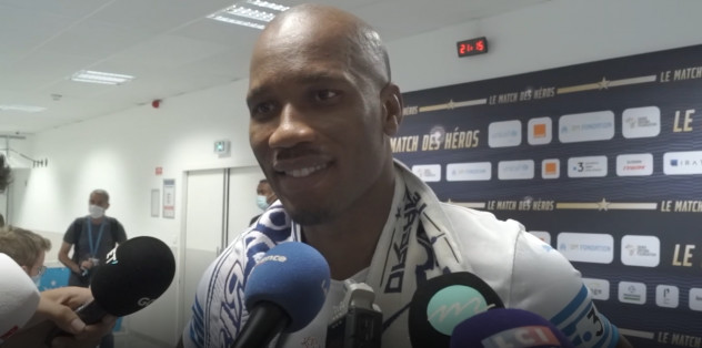 Match des héros, Drogba Didier