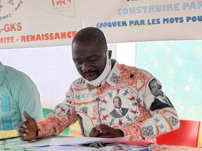 Professeur Samba Diakité, GPS