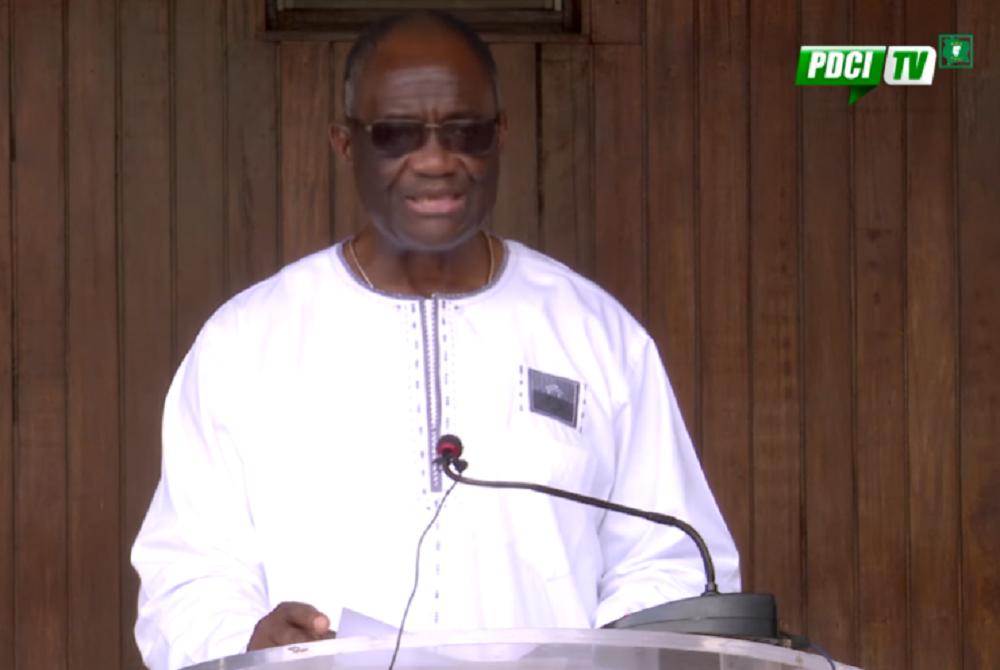 Maurice Kacou Guikahue, SE du PDCI, Abidjan4all