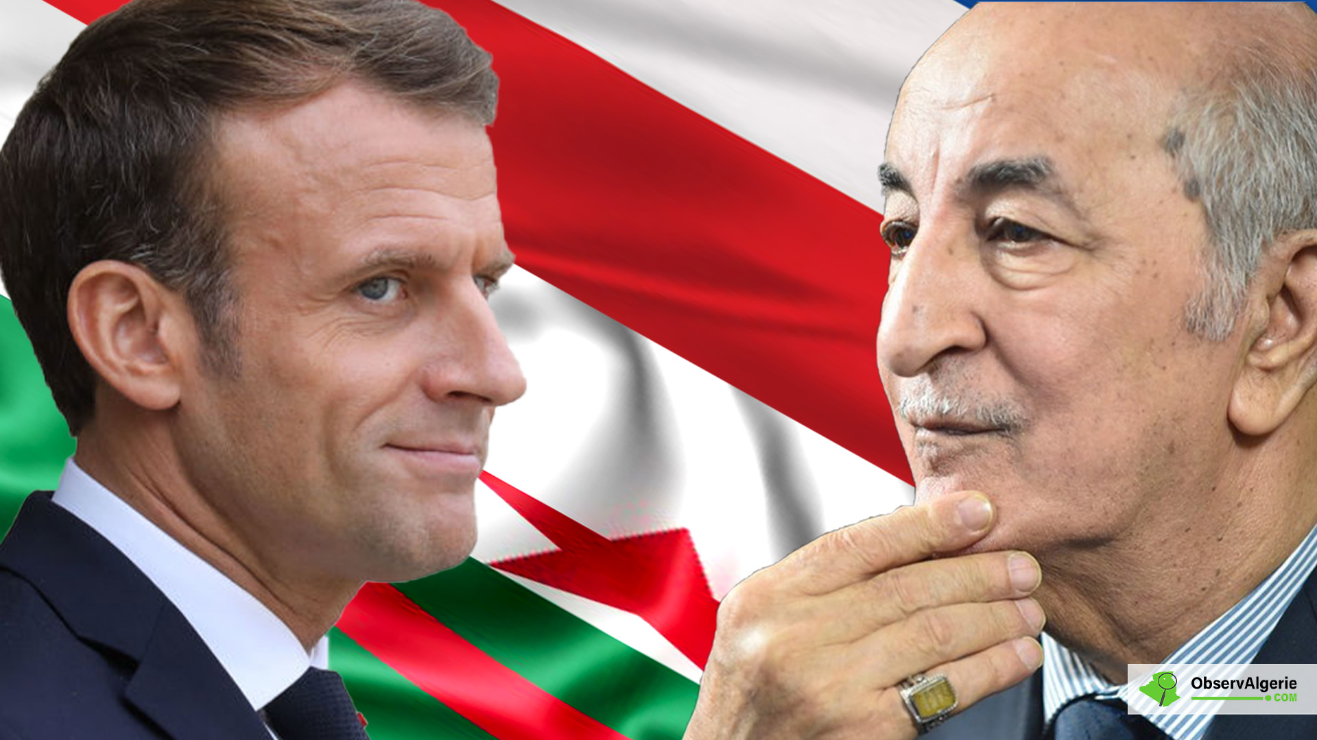 Algérie : l'opposition critique les déclarations de Macron sur Tebboune