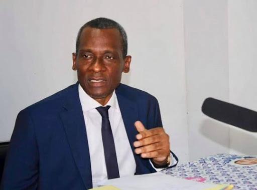 Issiaka Sangaré, Secrétaire Général du FPI