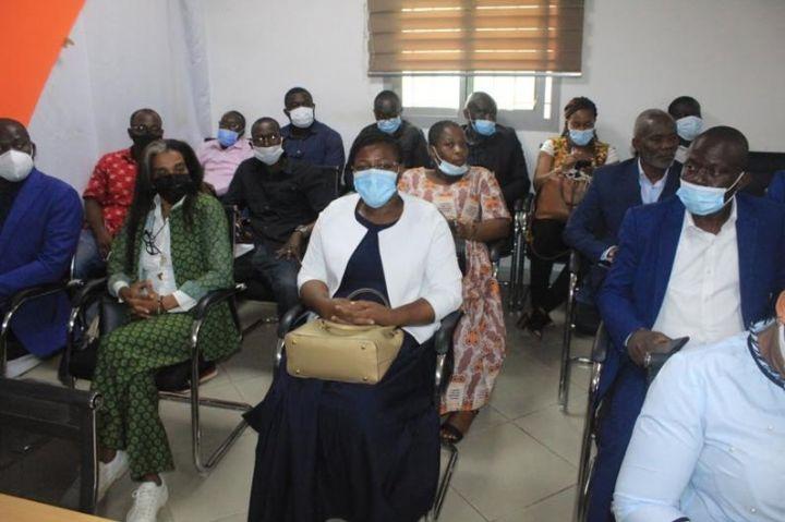 """Le président de l`Autorité nationale de la presse (ANP), Samba Koné : """"Les quotidiens ivoiriens ont perdu 76% de leurs chiffres d`Affaires"""" de 2011 à 2020"""""""