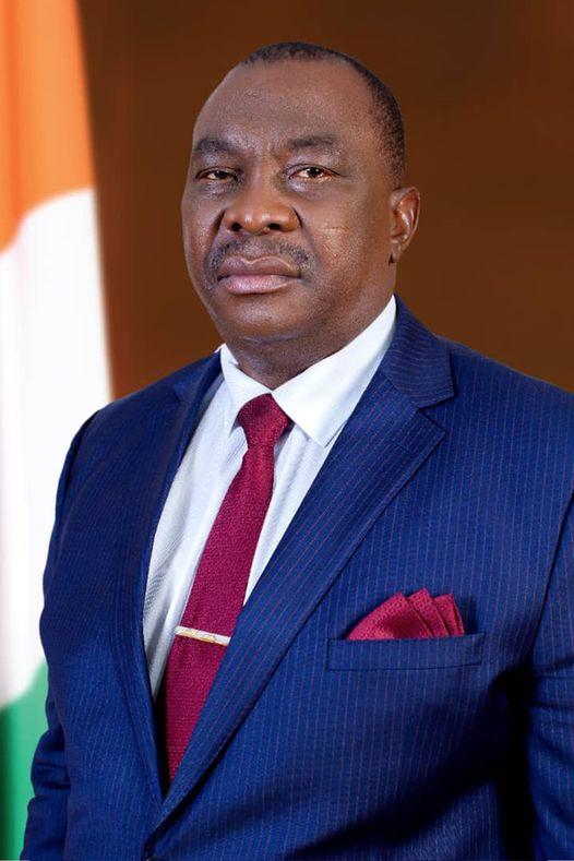 Le Ministre Kobenan Kouassi Adjoumani, Porte parole du RHDP, @Compte Facebook