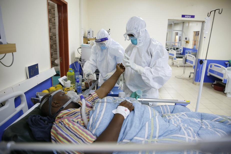 La trajectoire des cas de COVID-19 en Afrique est « très, très inquiétante », selon l'OMS, PHOTO BRIAN INGANGA, ASSOCIATED PRESS
