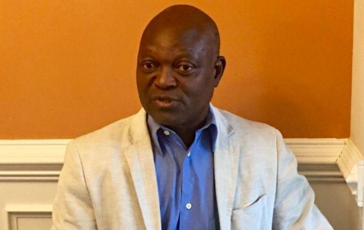 Tiburce Koffi, écrivain, journaliste et homme de culture, Photo Compte Facebook