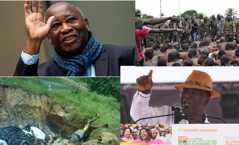 Vers une intensification des enquêtes de la CPI, Gbagbo et Ouattara