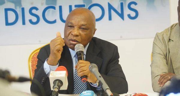 Assoa Adou, SG de la branche dissidente du FPI