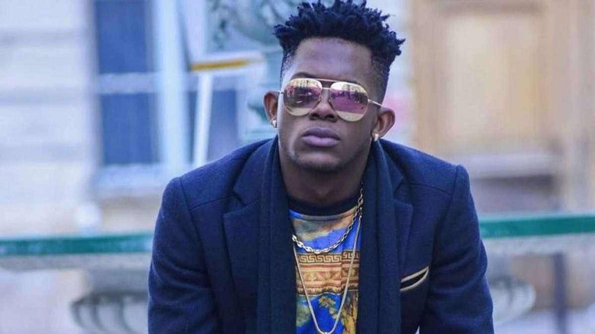 Le rappeur Tenor, artiste camerounais