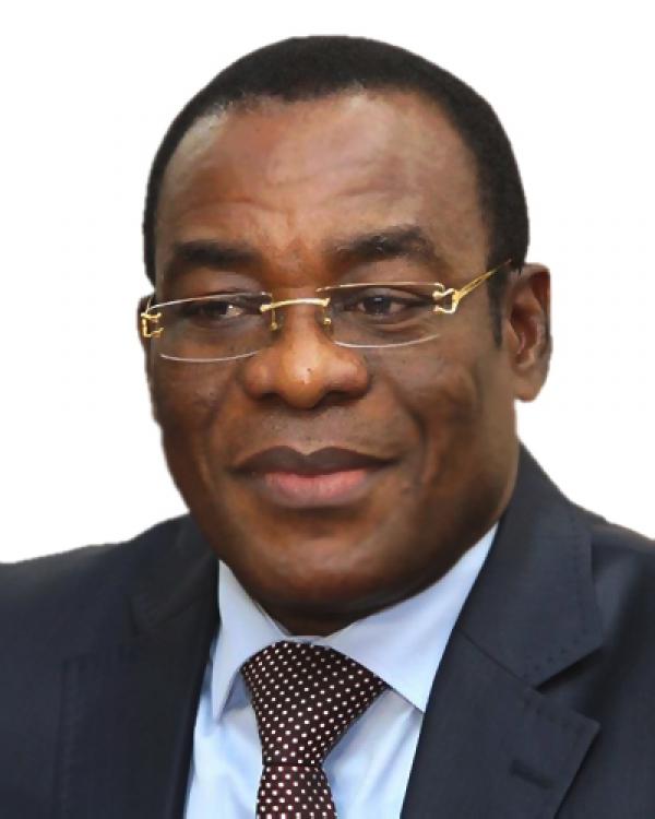 Pascal Affi N'Guessan, président du FPI