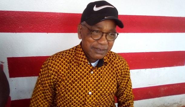 Alfred Guemene, vice-président de la CRAF