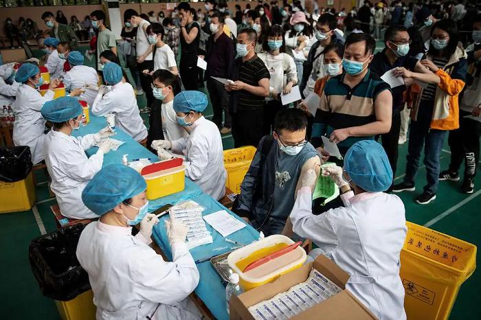 Wuhan va dépister ses habitants après la réapparition de cas de COVID, Credit photo AFP