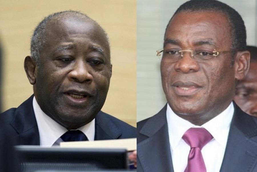 Laurent Gbagbo Abdique et laisse le FPI a Affi N'Guessan