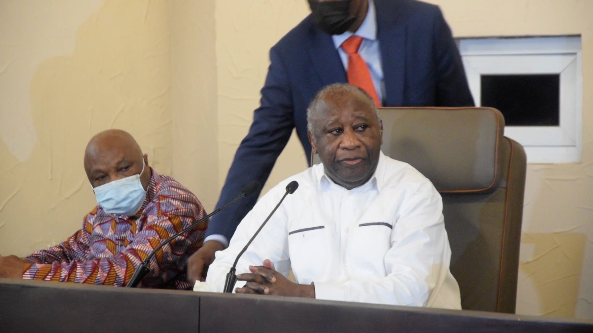 Laurent Gbagbo ouvre son agenda politique ce 09 aout