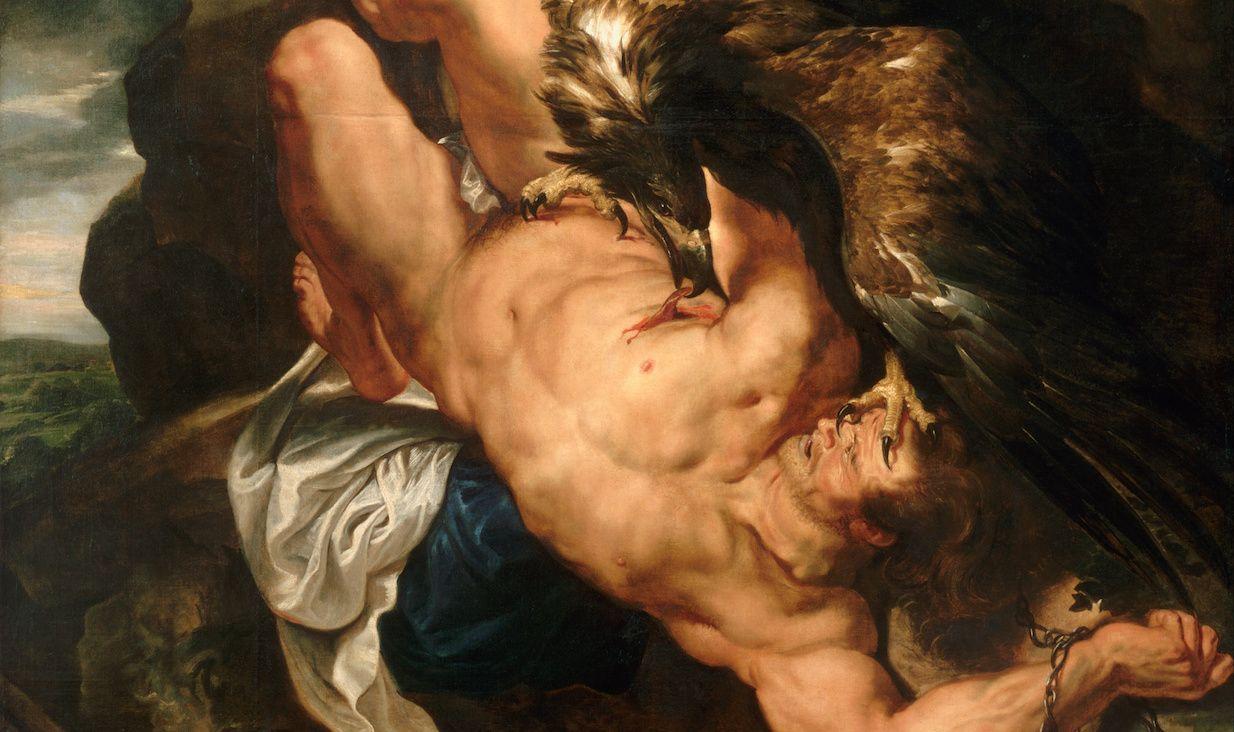 Le mythe de Prométhée (mythologie grecque)