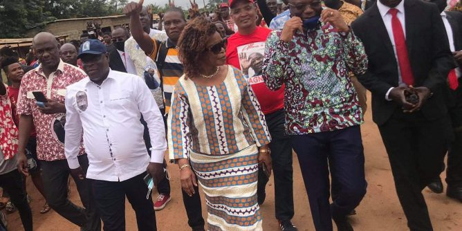 Côte d'Ivoire - Politique : Depuis Fresco, Koné Katina encense Damana Pickass pour sa combativité durant les 10 ans d'exil au Ghana