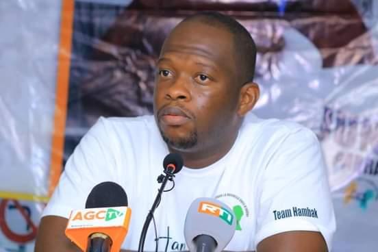 Abdoul Kader Cissé, Président de la Junci