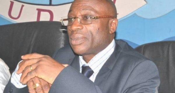 Kabran Appiah, ancien ministre, homme politique de Côte d'Ivoire