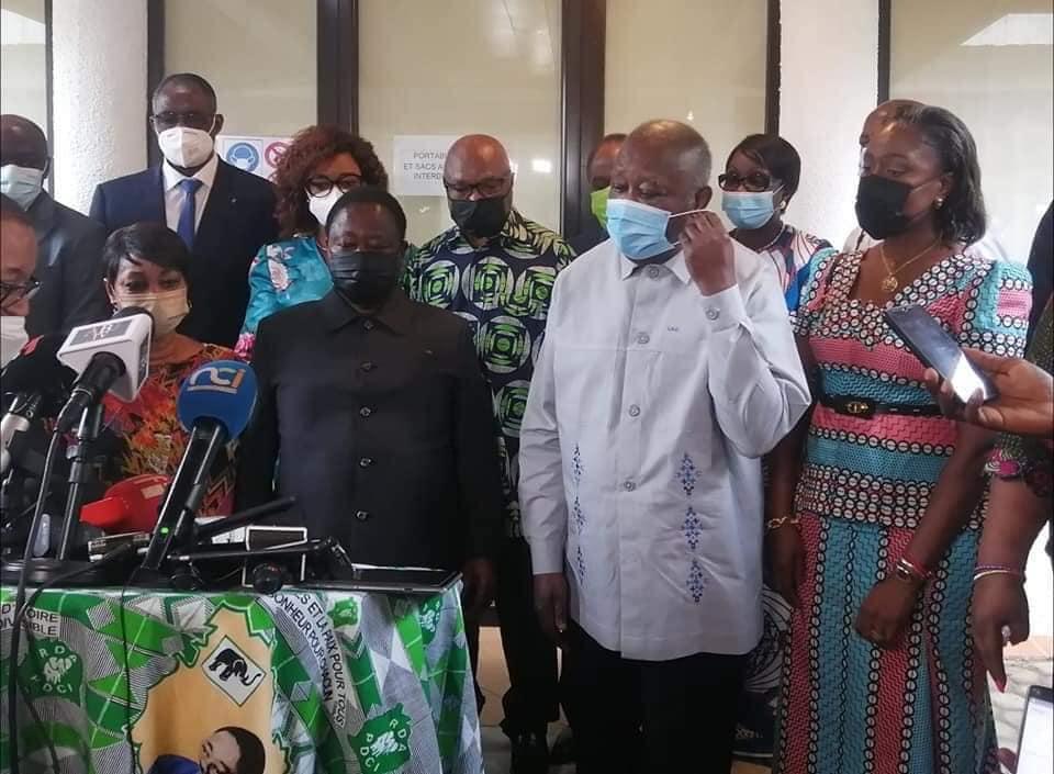 Rencontre Gbagbo et Bédié : Les enjeux des choix stratégiques de Gbagbo pour retourner contre Ouattara le schéma de 2010