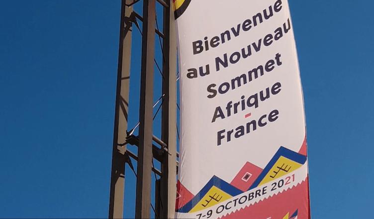 28ème Sommet Afrique-France 7-8 octobre 2021