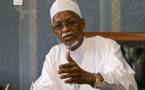 """Tchad : """"Il faut sauver le Tchad"""", plaide l'ancien président et rebelle Goukouni Weddeye"""