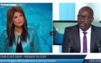 Charles Blé Goudé sur le plateau de TV5 le 24/06/2021
