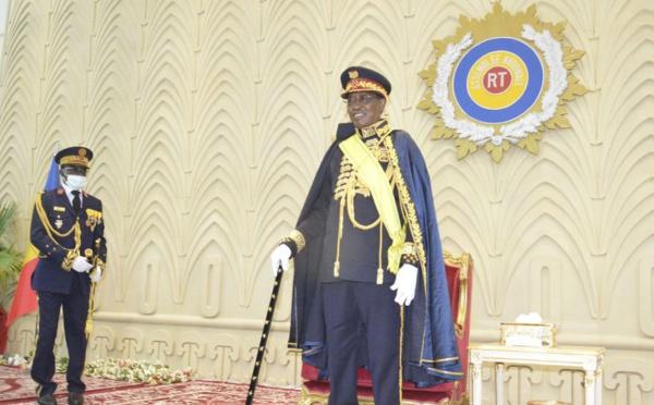 L'Afrique et les autres Idriss Déby